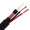 КВК-П-1,5+2х0.50,Common 75 Ohm CCTV coaxial Cable