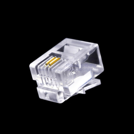 Cat3 6P2C RJ11 connector