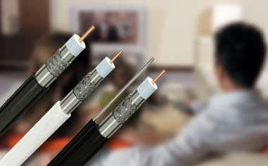 CATV COAXIAL CABLE