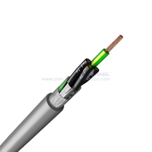 HELLOSIGNAL LiYY JZ Flexible screened numbered cores data Transmission cable with protective conductor