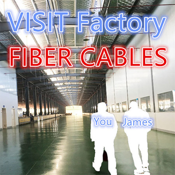 ZION Communication Chinese Fiber optic cable Factory 1