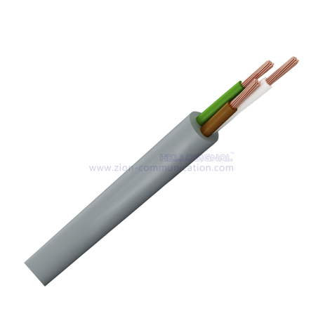 LiYY PVC unscreened flex data cables