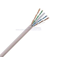 U/UTP CAT6 BC PE Twisted Pair Installation Cable