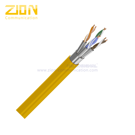 U/FTP CAT 6A BC PVC CM Twisted Pair Installation Cable